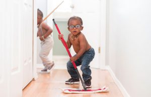 cleaning-kid