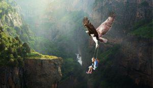 eagle-bearing-kid