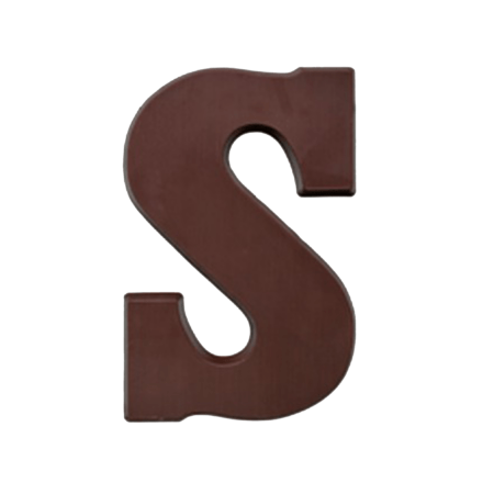 chocolate-letter